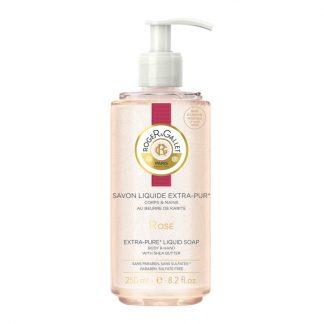 Roger & Gallet Rose Extra Pure Liquid Soap 250ml