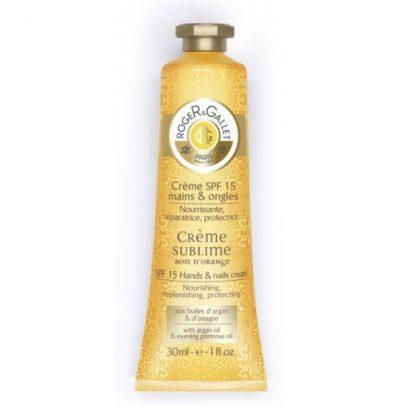 Roger & Gallet Creme Sublime Bois d'Orange Hand & Nail Cream 30ml