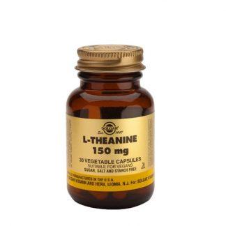 Solgar L-Theanine 150mg 30caps