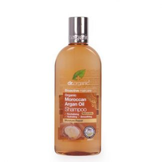 Dr. Organic Moroccan Argan Oil Shampoo 265ml