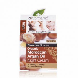 Dr. Organic Argan Anti-Aging Night Cream 50ml
