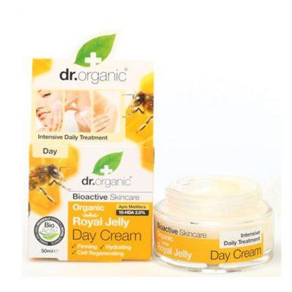 Dr. Organic Royal Jelly Anti-Aging Day Cream 50ml