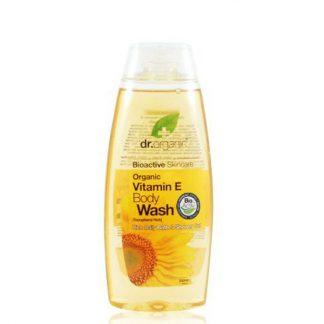 Dr. Organic Vitamin E Body Wash 250ml