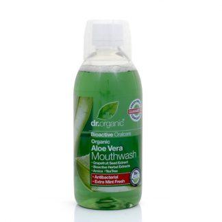Dr. Organic Aloe Vera Mouthwash 500ml