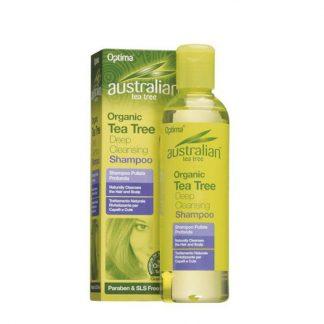 Optima Tea Tree Deep Cleansing Shampoo 250ml
