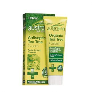 Optima Australian Tea Tree Antiseptic Cream 50ml
