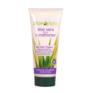 Optima Organic Aloe Vera Herbal Conditioner 200ml