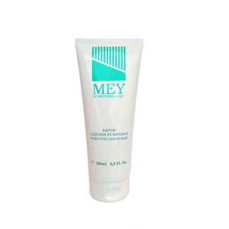Mey Savon Liquide Purifiant Υγρό Σαπούνι κατά της Ακμής 200ml