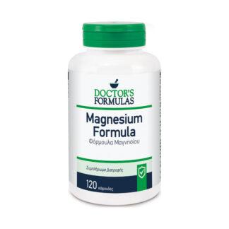 Doctor's Formulas Magnesium 120tabs