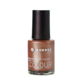 Korres Nail Colour 65 Metallic Bronze 10ml