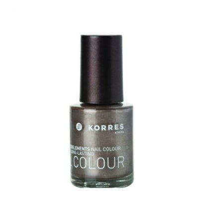 Korres Nail Colour 61 Metallic Taupe 10ml
