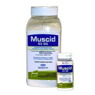 Muscid 83 SG 100gr