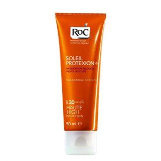 RoC Soleil Protexion SPF30 Matifying Fluid Face Cream 50ml