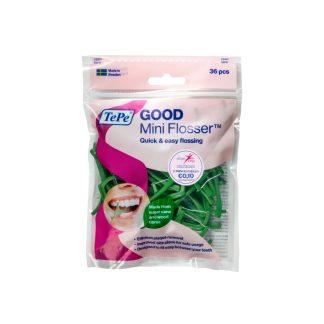 TePe Mini Flosser 36τμχ Μπλε