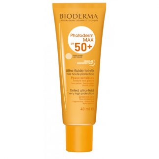 Bioderma Photoderm Max Ultra-Fluid Tinted Claire SPF50+ 40ml