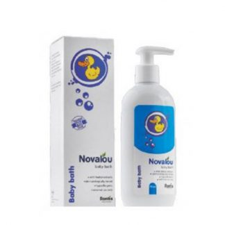 Novalou Baby Bath 250ml