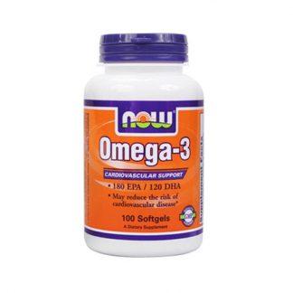Now Omega-3 100caps
