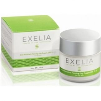 Exelia Anti-Wrinkle Day Cream SPF15 για Λιπαρές Επιδερμίδες 50ml