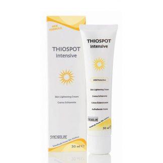 Sunchroline Aντηλιακή Προσώπου SPF50+ Thiospot 30ml