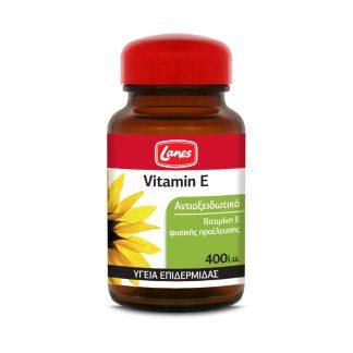 Lanes Vitamin E 400IU 30caps