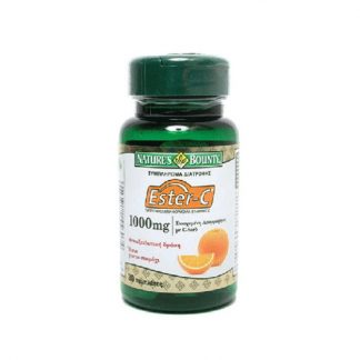 Nature's Bounty Ester-C 1000mg 30tabs