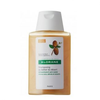 Klorane Shampoo Au Dattier Du Desert Θρέψης για Ξηρά Μαλλιά 200ml