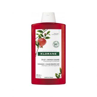 Klorane Shampoo a La Grenade για Βαμμένα Μαλλιά 400ml