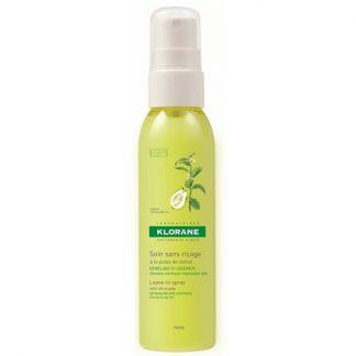 Klorane Spray Μαλλιών με Πολτό Κίτρου 125ml