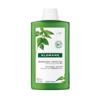 Klorane Shampoo a L'ortie για Λιπαρά Μαλλιά 400ml