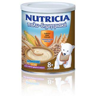 Nutricia Πολυ-δημητριακά 300gr