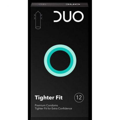Duo Tighter Fit, Στενή Επαφή 12τμχ