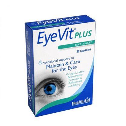 Health Aid EyeVit Plus 30caps