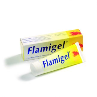 Flamigel Gel Γέλη για Εγκαύματα 50gr