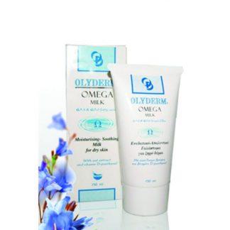 Olyderm Omega Milk Γαλάκτωμα για Ξηρό Δέρμα 150ml