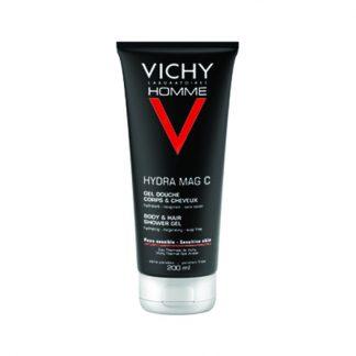 Vichy Homme Mag C Gel Douche 200ml