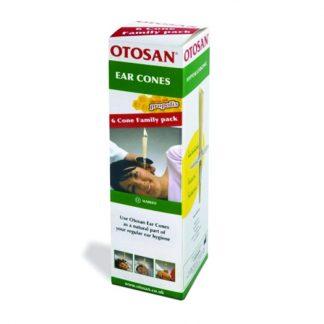 Otosan Κώνοι Καθαρισμού για την Υγιεινή του Αυτιού 2τμχ