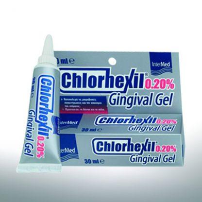 Chlorhexil Gingival Gel 0,20% 30ml