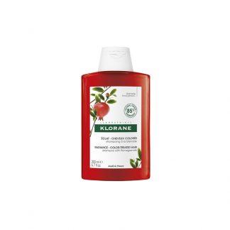 Klorane Shampoo a La Grenade για Βαμμένα Μαλλιά 200ml