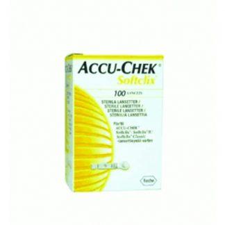 Accu-Chek Softclix Lancets 100τμχ