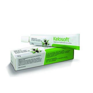 Kelosoft Scar Cream για Ουλές και Σημάδια του Δέρματος 25gr