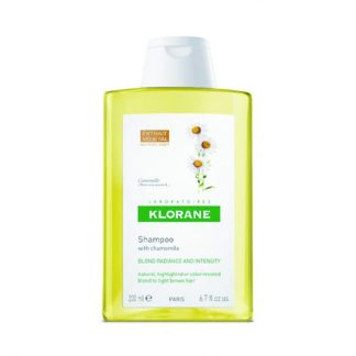 Klorane Shampoo Chamomille για Ξανθές Ανταύγειες 200ml