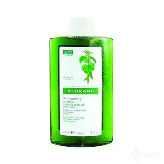 Klorane Shampoo Ortie με Εκχύλισμα Τσουκνίδας για Λιπαρά Μαλλιά 200ml