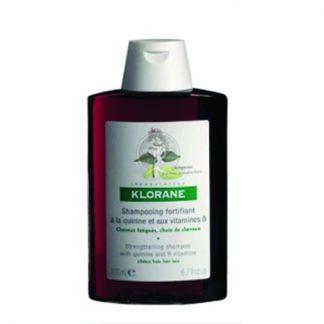 Klorane Shampoo Quinine για Τόνωση και Δύναμη 200ml