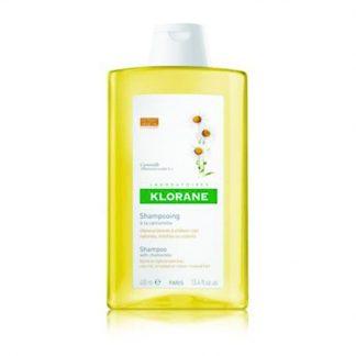 Klorane Shampoo Chamomile για Ξανθές Ανταύγειες 400ml