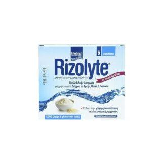 Intermed Rizolyte Ηλεκτρολύτες 6sachets