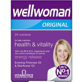 Vitabiotics Wellwoman Original 30tabs