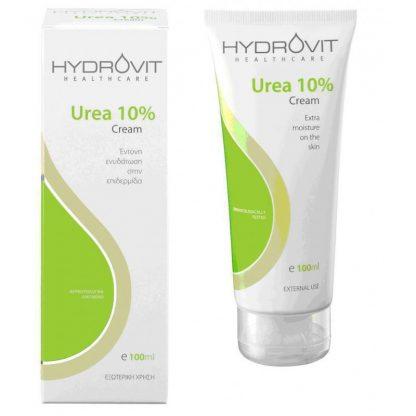 Hydrovit Urea 10% Cream 100ml