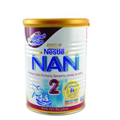 Nestle Γάλα NAN 2 400gr