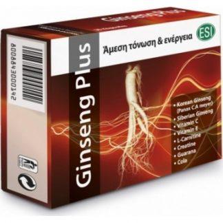 ESI Ginseng Plus Rapid Energy 30tabs