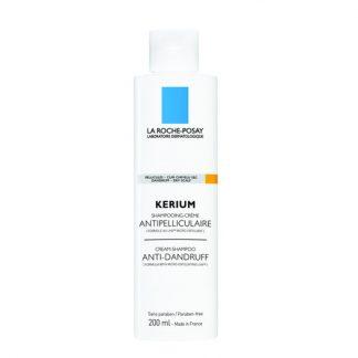 La Roche Posay Kerium Antipelliculaire Creme Shampoo για Ξηρά Μαλλιά 200ml